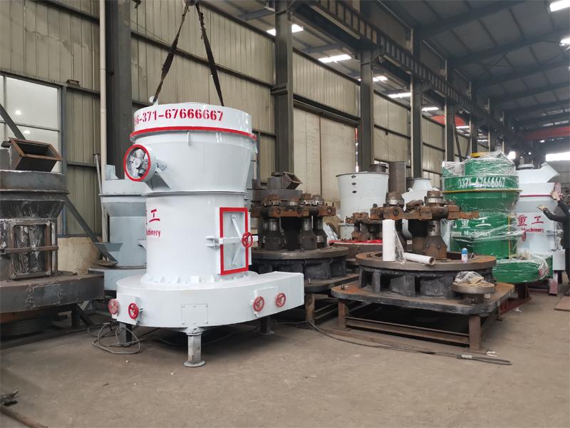 Raymond grinding mill machine